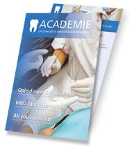 Brochure opleidingsgids academie tandartsenpraktijk