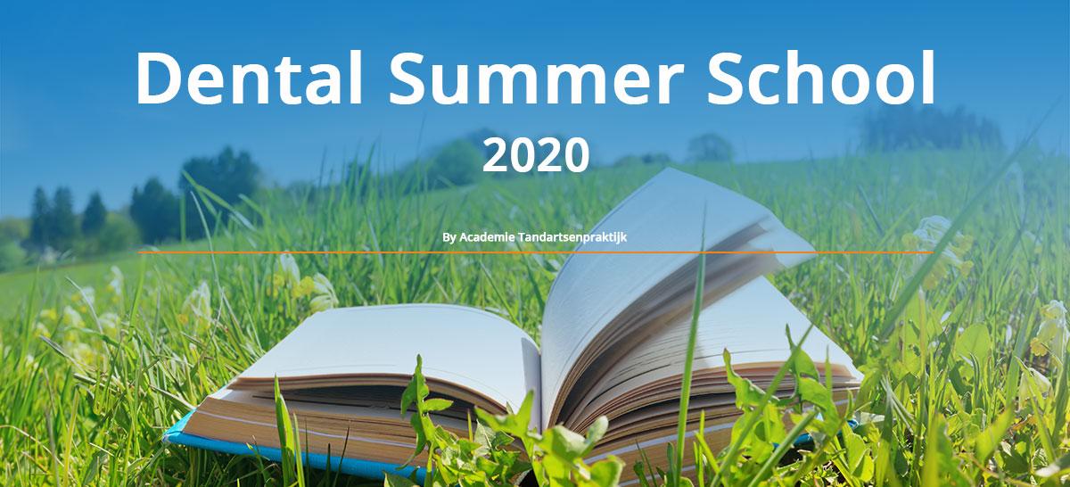 Dental Summer School 2020 - Academie Tandartsenpraktijk