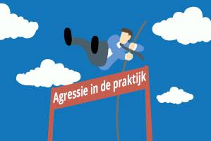 Omgaan met agressie in de praktijk