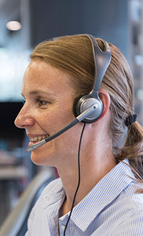klantgericht communiceren - smile when you dial