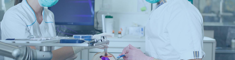 Opleiding tandartsassistent - ACTP