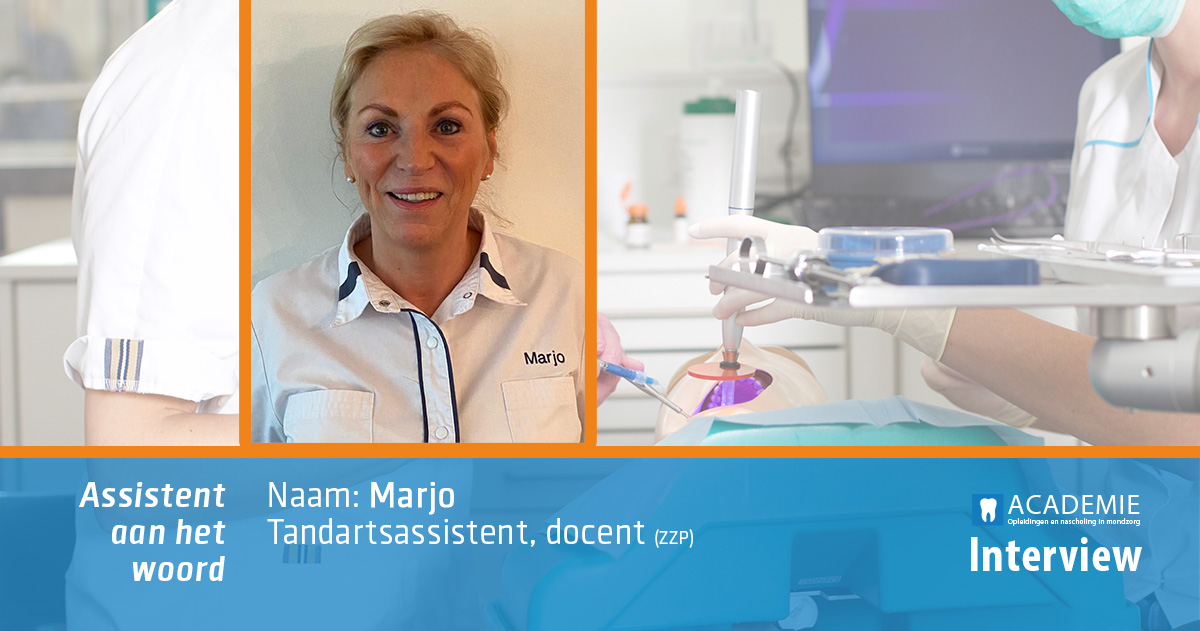 Academie Tandartsenpraktijk - interview tandartsassistent