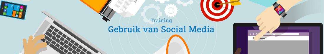ACTP gebruik van social media training