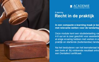 actp - recht in de praktijk e-learning